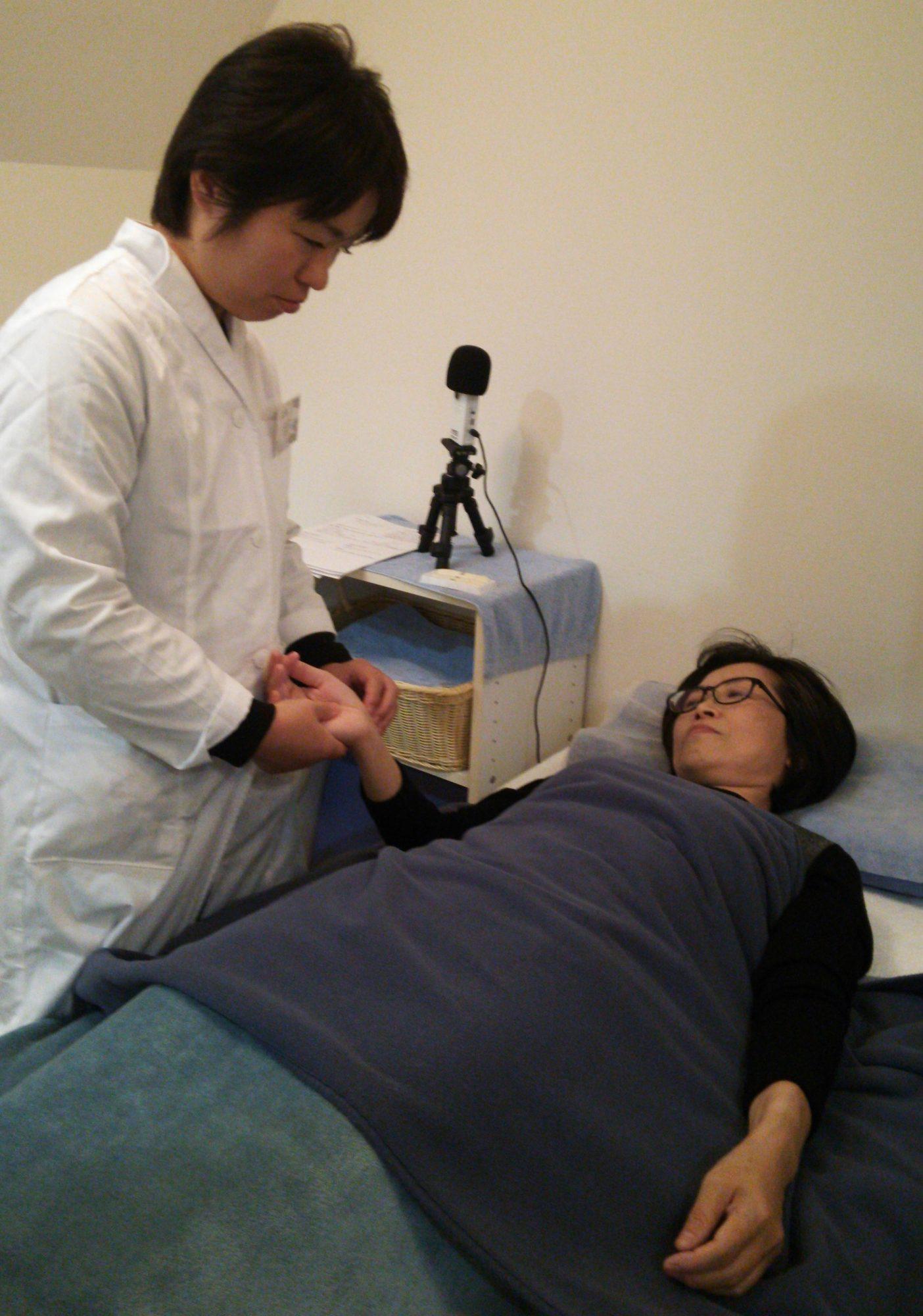 セミナー生脉診11月①