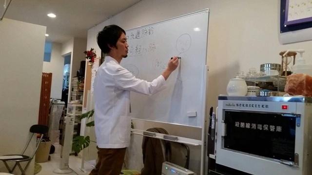 脈診セミナー 濵田