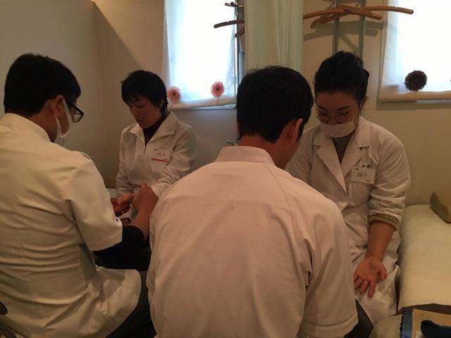 気口九道脈診セミナー1
